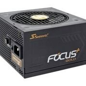 Seasonic FOCUS Plus 550 Gold SSR-550FX 550W 80+ Gold ATX12V & EPS12V Full Modular 120mm FDB Fan 10 Year Warranty Compact 140 mm Size Power Supply (Power Series Compact)