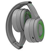 iHome iB99GQC Bluetooth Wireless Headphone - Green and Black