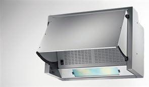 Integrado Tecnowind integrato 600 mm doble motor campana extractora/ventilador Extractor: Amazon.es: Grandes electrodomésticos
