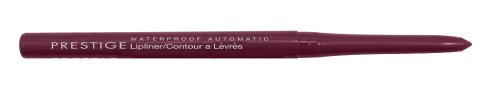 Prestige Waterproof Lip Liner (Prestige Waterproof Automatic Lipliner, Plum, 0.009 Ounce)