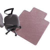 475620 Part# 475620 Cleatmat Chair Mat Stndrd Lip 36x48 Clear Ea from Office Depot