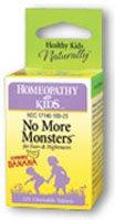 Homéopathie pour les enfants - Pas de monstres plus, 125 comprimés à croquer