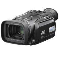 JVC - GZ-HD7 HDD HD Hard Drive Camcorder