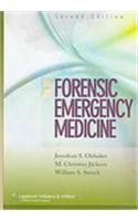 Forensic Emergency Medicine (Board Review Series) by Brand: Lippincott Williams Wilkins