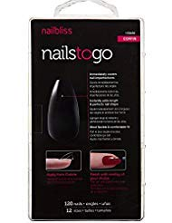 - Nail Bliss Nails To Go Coffin Coffin