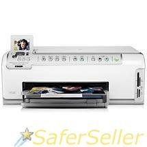 NEW HP C6240 NETWORK Printer/Copier/Scanner ALL IN ONE
