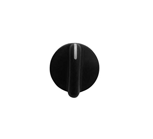 Kitchenaid WP9871800 Trash Compactor Start Switch Knob (Black)