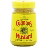 Colman's Mustard, 3.53 Ounce (Pack of 6) carrier to shipping international usps, ups, fedex, dhl, 14-28 Day By Dragon - Shipping Usps Uk To