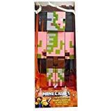 Majong Minecraft Zombie Pigman Large Scale Action Figure, 8.5 Inches]()