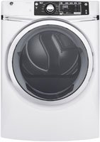 GE GFD48GSSKWW 28″ Gas Dryer with 8.3 cu. ft. Capacity, 13 Dry Cycles, 5 Temperature Settings, in White Top Offers