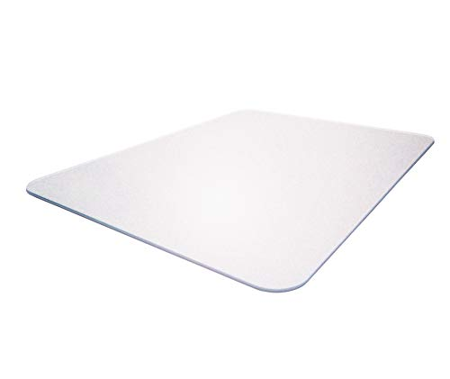 - Cleartex MegaMat, Heavy Duty Chair Mat, for Hard Floors or Carpets, Size 46