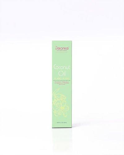 Amazon com: #M Daionica SRL Flower Scented Coconut Oil 50ml