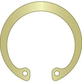 USA 1//2 Internal Housing Ring Spring Steel Pkg of 345 HO-050-ZD Stamped Zinc Yellow