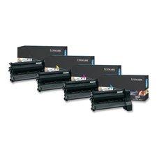 Lexmark Print Cartridge - Yellow - Lexmark C782 Xl/x782e (C782 Yellow Print Cartridge)