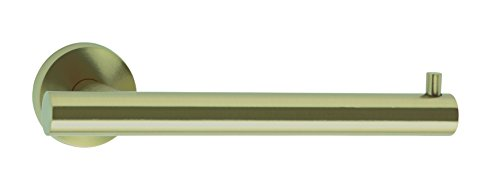 UPC 027837647321, Amerock BH26540BBZ Arrondi Single Post Tissue Roll Holder in Brushed Bronze/Golden Champagne