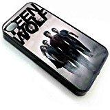 Teen Wolf-Tyler Pose, Iphone Case (iPhone 5/5s black)