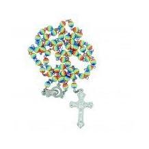 Rosary Plastic 45 CM