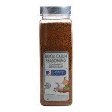 Mccormick Bayou Cajun Seasoning - 21 oz. container, 6 per case
