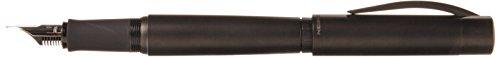 Porsche Design Pure Black Fountain Pen, M Special Edition (991000) by Porsche Design
