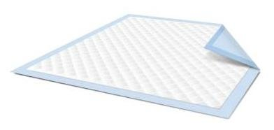 McKesson StayDry Light Underpads - 23'' x 24'' - 25 Each / Pack