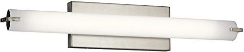 - Kichler 11149NILED LED Linear Bath