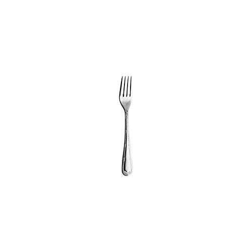 Silverplate Dessert Fork (Hepp 7-1/16