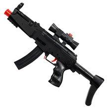 (Water Guns Electric Rifle Toy Guns Toys Water Bullet Cool Soft Bullet Air Guns Outdoors)