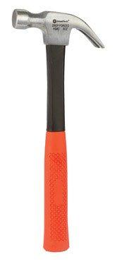 Great Neck Saw Fiberglass Handle Claw Hammer 8 Oz