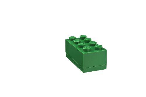Lego Mini Box 8 Dark Green