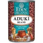 Eden Foods Aduki Beans, 15-ounce Cans (Pack of 12)