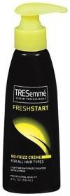 TRESemme Fresh Start No-Frizz Creme, 4 oz