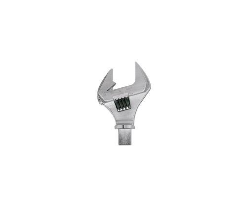 EGA Master 56291 –  verstellbare Kopf fü r Drehmomentschlü ssel Ö ffnung 5– 30 mm Anschluss 9 x 12 mm