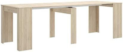 Mobelcenter - Mesa de Comedor Consola Extensible, Mesa para Salón ...