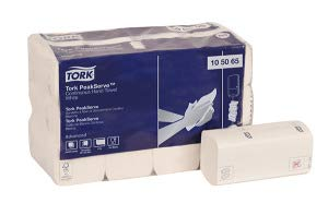 Tork Peakserve Continuous White Hand Towel(12/410)