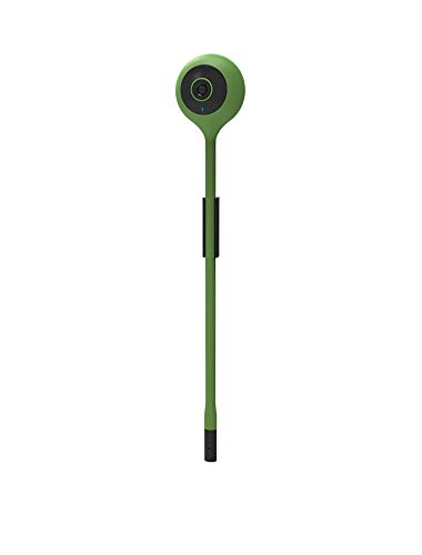 W&st Lollipop WiFi Camera,Detection Monitor,Baby nany olders Monitor,deformable Body,Sensor, Play Music Two-Way Audio,720/1080PHD,iOS/Android 3colors,Green,2MP1080P