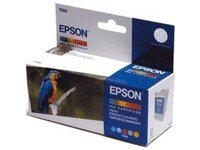 Epson T008 5 Colour Ink Cartridge, C13T008401