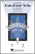 Hal Leonard A Lot of Livin' To Do (from Bye Bye Birdie) ShowTrax CD Arranged by Ed Lojeski -