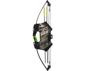 - Barnett Crossbows Team Realtree Lil Banshee Compound