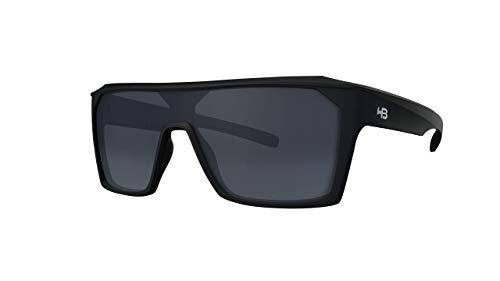 Óculos HB Carvin 2.0 Matte Black Gray