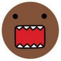 - Domo-Kun Face 3 Inch Button