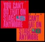 You Can't Do That On Stage Anymore Vol. 5 & 6