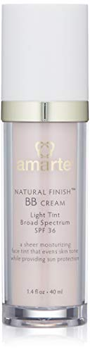 Amarte Natural Finish BB Cream Light