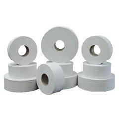 Atlas Paper Mills Green Heritage Jumbo Junior Roll Toilet Tissue, 2-Ply, 9 inchdia, ()