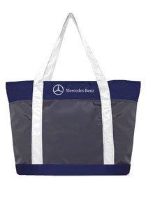 Genuine Mercedes-Benz MHB-127 - M-B NYLON BEACH TOTE BAG (3371)