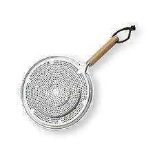 DIAMETER 21cm 2 x SIMMER RING PAN MAT HEAT DIFFUSER FOR ELECTRIC OR GAS COOKER