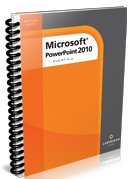 Price comparison product image Microsoft PowerPoint 2010: Introductory Skills (1 of 2)