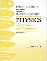 Download Physics for Scientists & Engineers, Volume 2 - Stud Solution Manual (6th, 08) by Mills, David [Paperback (2007)] PDF