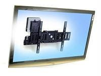 Ergotron 60-600-009 SIM90 Signage Integration Mount - Mounting kit ( wall bracket, fasteners, bracket, power block bracket ) for LCD display - black - screen size: from 32 inch - mounting interface: 200 x 200 mm, 400 x 300 mm, 400 x 200 mm, 400 x 400 mm,  by Ergotron