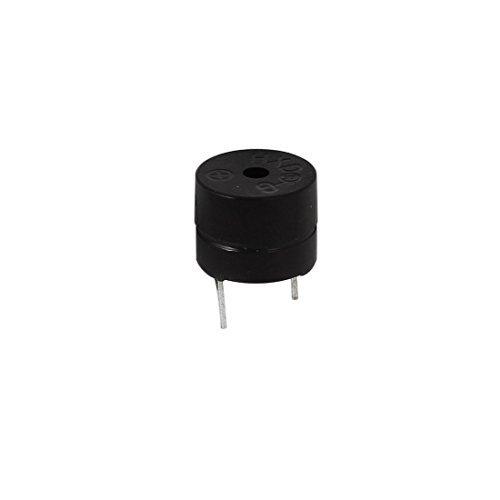 eDealMax DC 3V 12 mm Diam/ètre panneau de Circuit imprim/é de Montage Piezo Buzzer Cicalino Sondeur