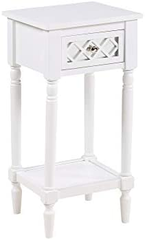 Convenience Concepts French Country Khloe Deluxe Accent Table